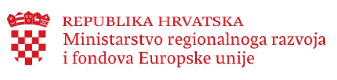 Ministarstvo regionalnog razvoja i fondova EU logo